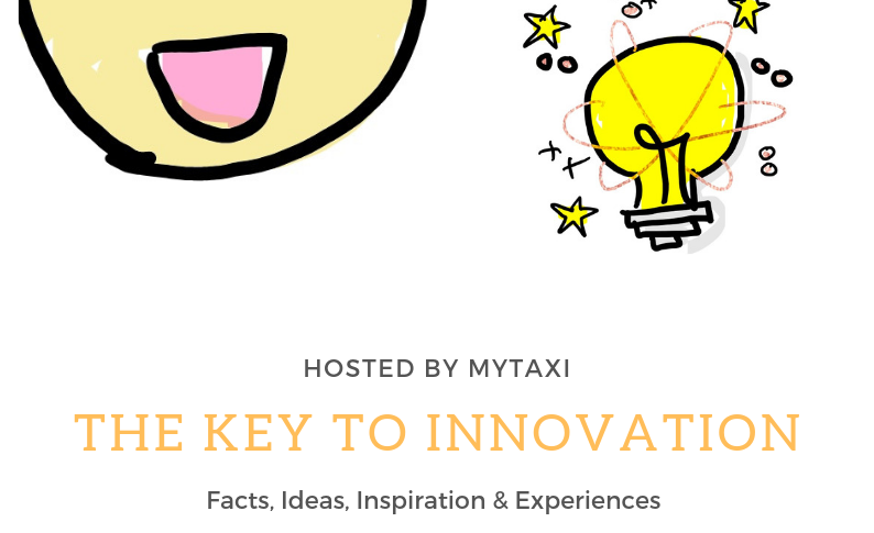 15. November – The Key to Innovation, hosted by MyTaxi Barcelona